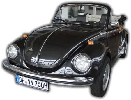 VW Käfer Cabrio 1303LS YY-750H