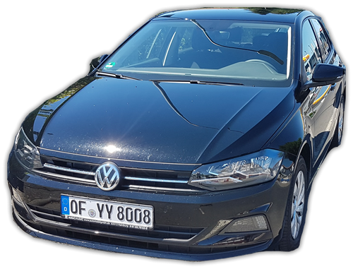 VW Polo 1.0 Automatik YY-8008