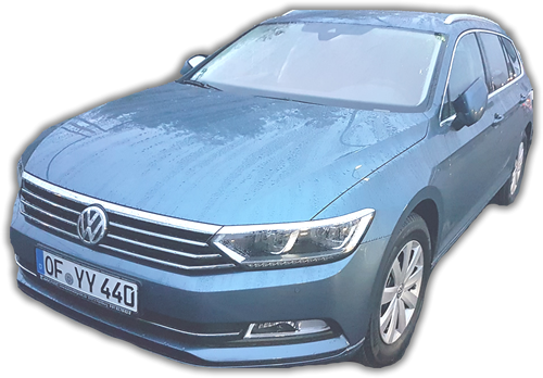VW Passat Variant 1.4 TSI