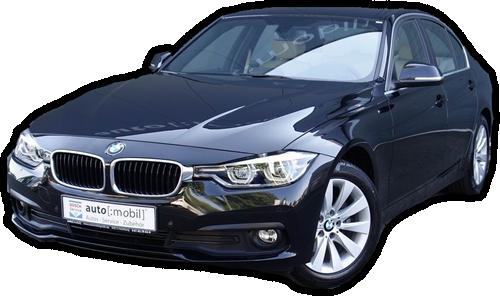 BMW 320d Automatik YY-103