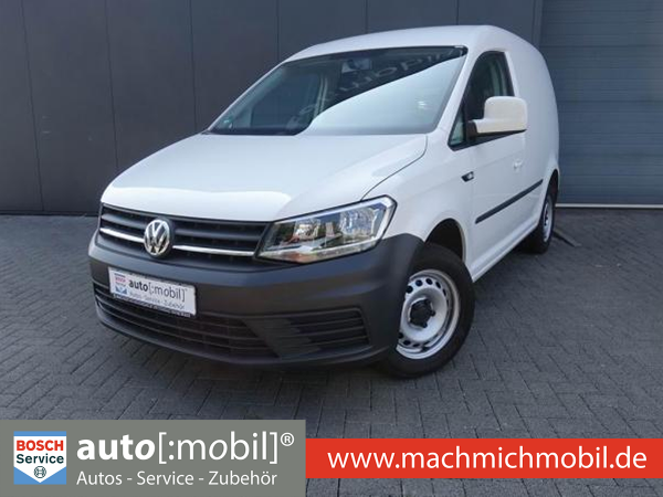 VW Caddy 2.0 TDI Kasten YY-5005