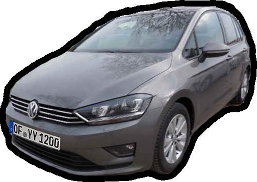 VW Sportsvan 1.5 TSI ACT Comfortline YY-1200