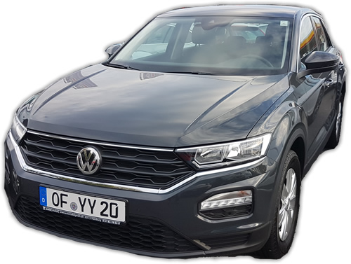 VW T-Roc 1.0 TSI Style YY-20